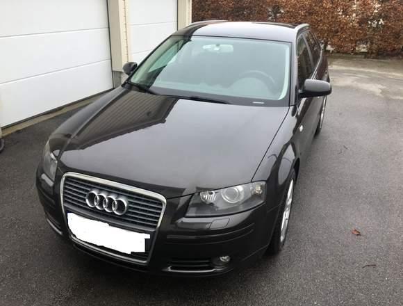 El Audi A3 se vende a buen precio.