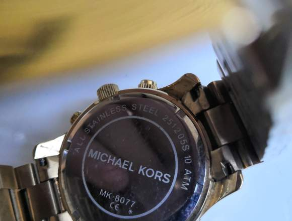 Reloj Michael Kors MK-8077