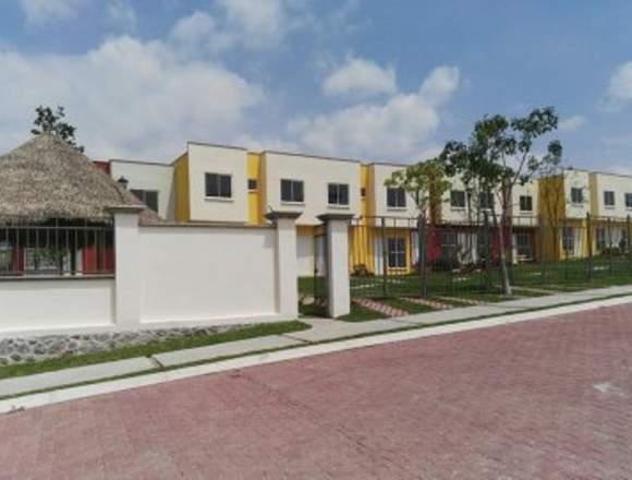 Casas nuevas con alberca en Morelos