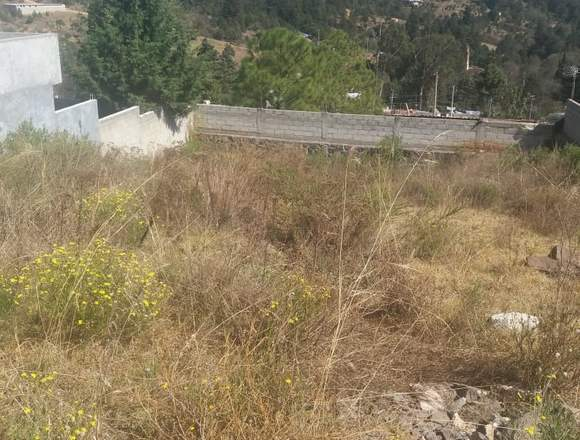 Terreno en venta Tlalpujahua, Michoacán