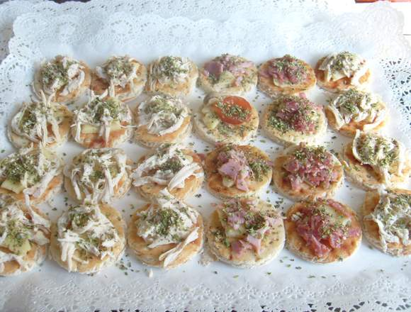 empanaditas coctel petitbouche pastelitos