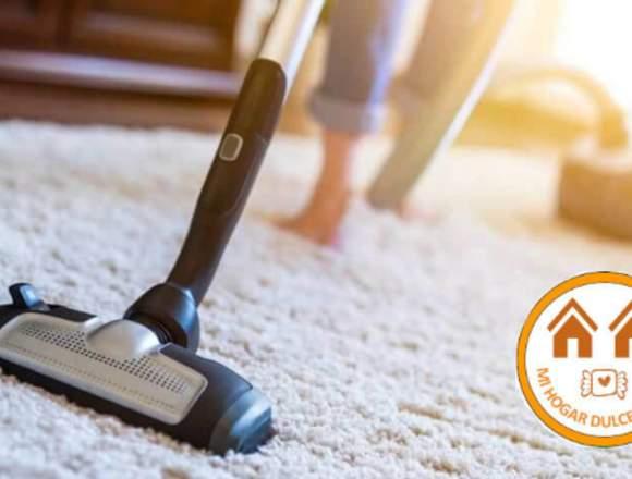 Lavado de alfombras, servicio profesional