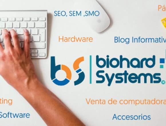 Biohard Systems ¡contactanos!