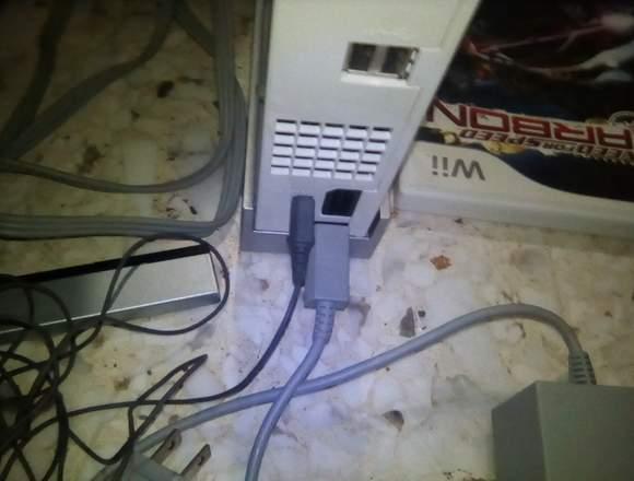 Nintendo Wii con Accesorios y Juegos Incluidos