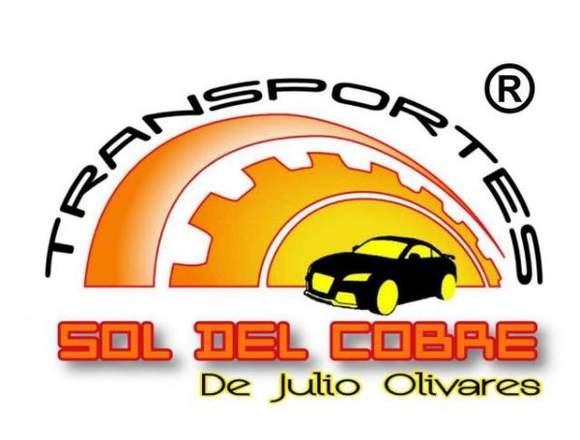 Transportes Sol  del Cobre de Julio Olivares