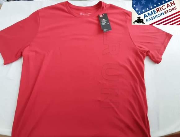 Camiseta original , marca Under Armour talla L