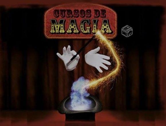 Clases particulares de Magia