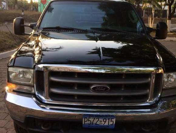 Ford 350 turbo diesel, piñón