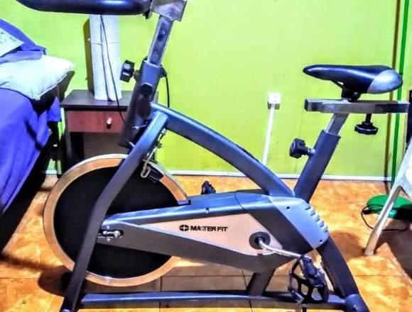 Bicicleta spinnig.Gran oportunidad