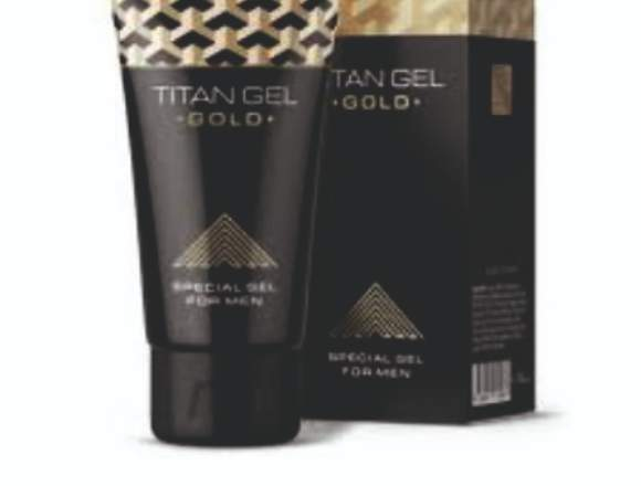Titan Gel Gold NUEVO!!!!!!!!!!!