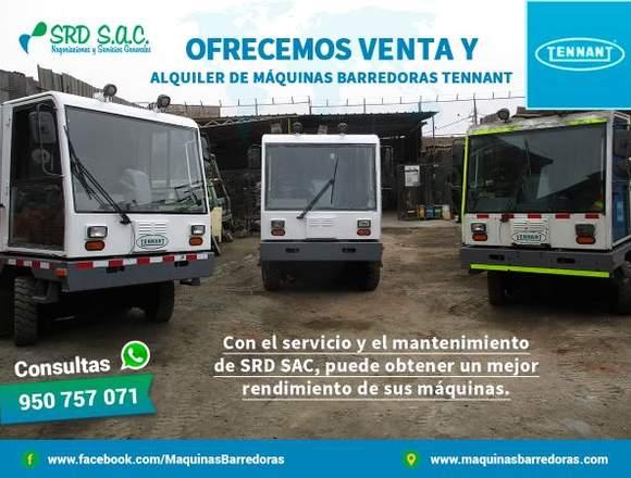 MAQUINAS BARREDORAS – REPARACION – EN CALLAO