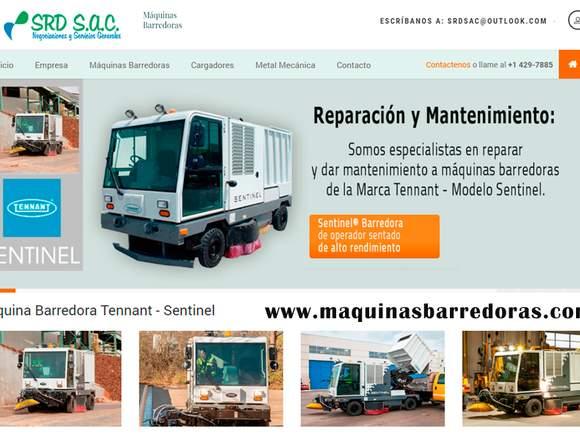 Fabricación y Reparación de sistemas–Empresa SRD