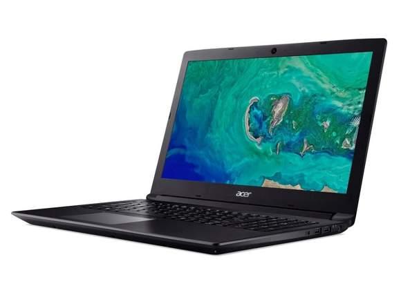 Laptop Acer A315, Intel Core i3, 16GB intel Optane