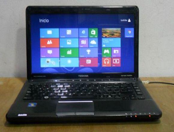 TOSHIBA SATELLITE 460 Core i5