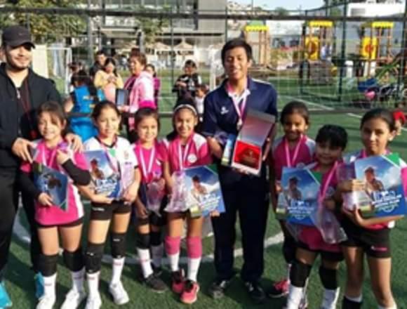 Academia de Voleibol