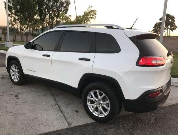 Vendo Jeep Cherokee 2015