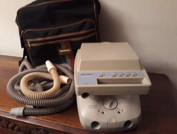 CPAP RESMED SULLIVAN HUMIDAIRE + HUMIDIFICADOR