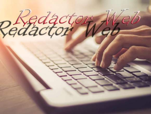 REDACTOR para páginas WEB
