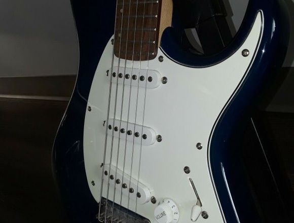 Guitarra Eléctrica Cort G200 SemiNueva!!