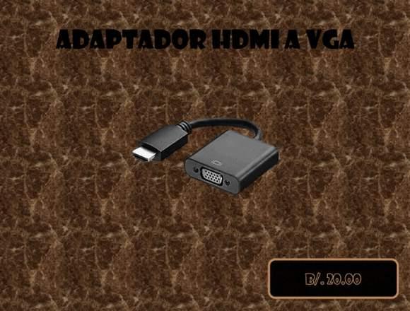 Adaptador Cable HDMI