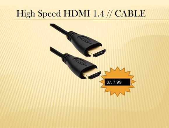 CABLE HDMI a HDMI NUEVO