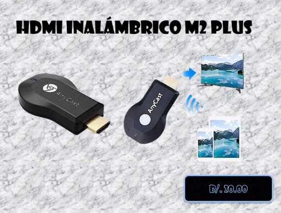 HDMI Inalámbrico Plus M2
