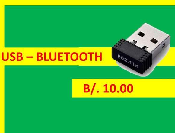 USB - BLUETOOTH - NEUVO