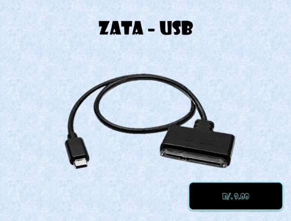 Cable Zata - USB....