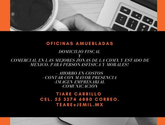 OFICINA AMUEBLADA ZONA INSURGENTES / IBARRARÁN
