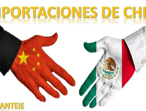 COMERCIALIZADORA DE CHINA A MEXICO