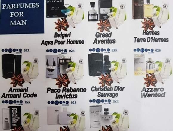 Perfumes de lujo a precios de escandalo