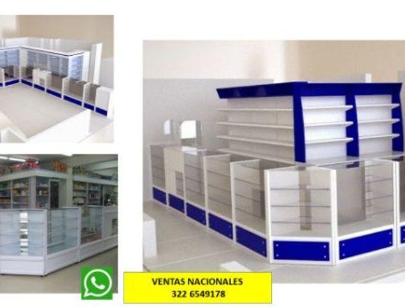 TORRES METALICAS DE MEDICAMENTOS