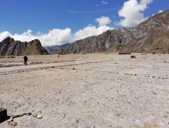 Terrenos en Venta Huaricana