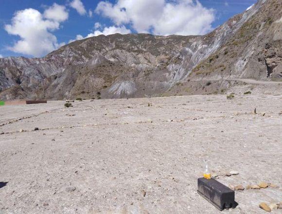 Terrenos en Huaricana
