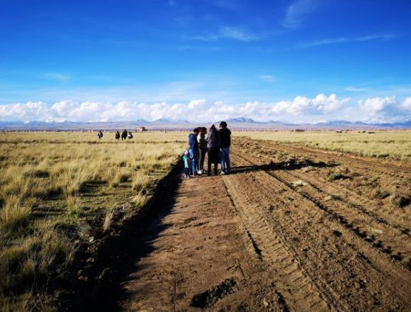 Terrenos en venta en El Alto