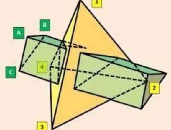 profesor de geometria descriptiva a domicilio