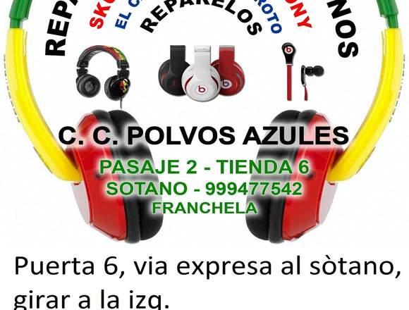 REPARACION DE AUDIFONOS
