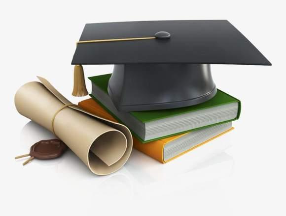 Diploma Universidad Titulo Profesional
