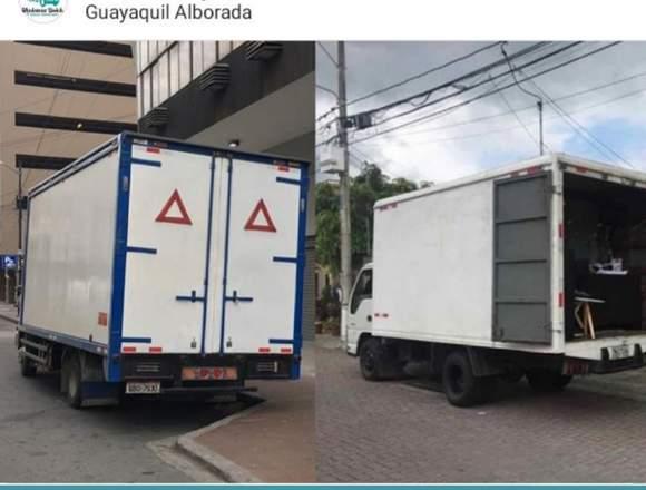 Mudanzas y fletes Guayaquil