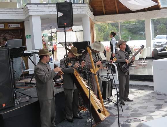 Grupo de música llanera para amenizar eventos