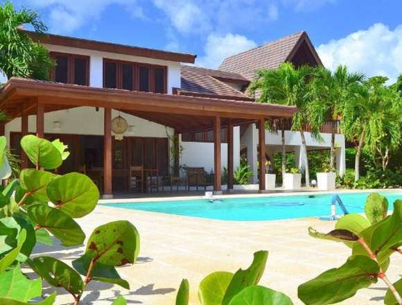 Hermosa Villa En Rio Cumayasa Remodelada