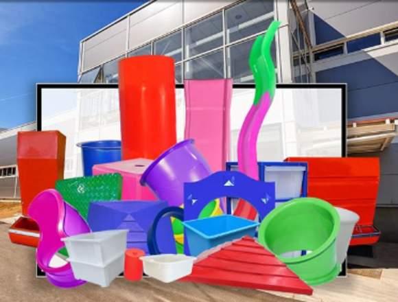 Insumos Plásticos para juegos infantiles