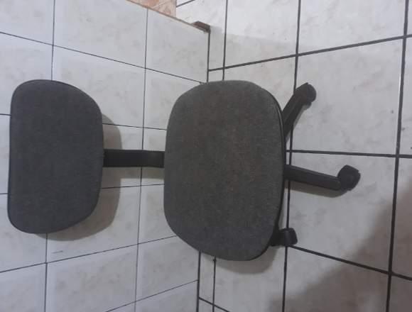 Vendo sillas usadas de oficina