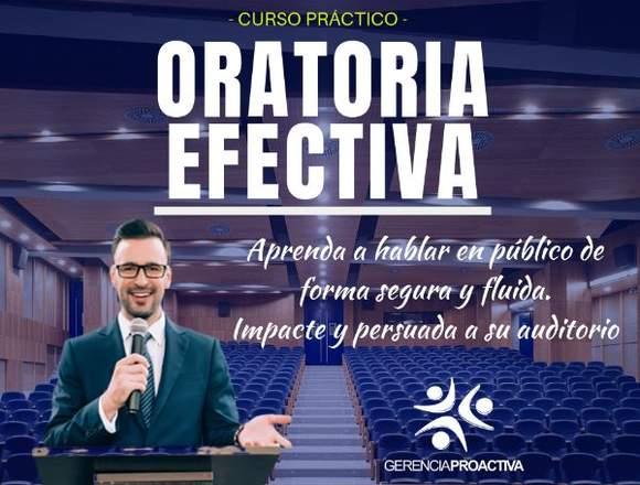 Curso Práctico: Oratoria Efectiva.
