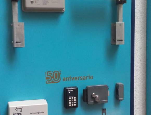 Interfon,vídeo portero,cerca eléctrica,chapa .