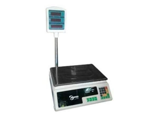 Balanza Electrónica 30 kilos con Visor Elevado