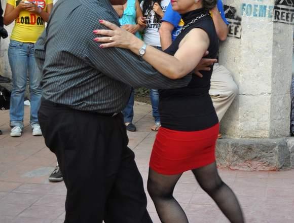 Aprende a Bailar tango