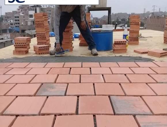 LADRILLO, CEMENTO Y AGREGADOS DE CONSTRUCCION