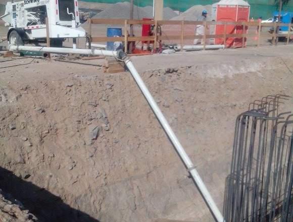 Alquiler de bombas de concreto
