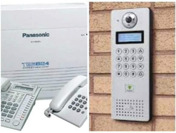 CCTV,Cámaras de seguridad,Computadores,Citofonía